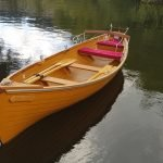 Queen Seat Rowing Boat from Skur Boats