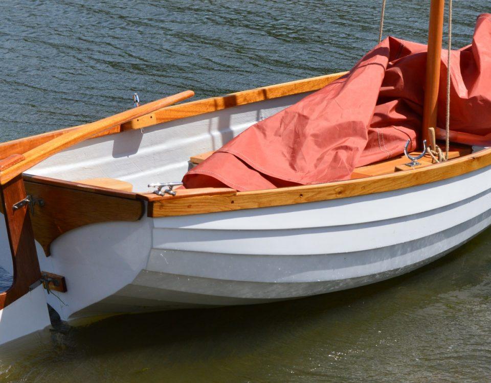 Skur Boats 9ft Dinghy
