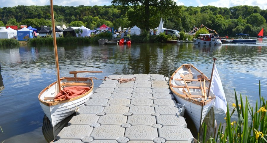 Skur Boats at Beale Park 2017