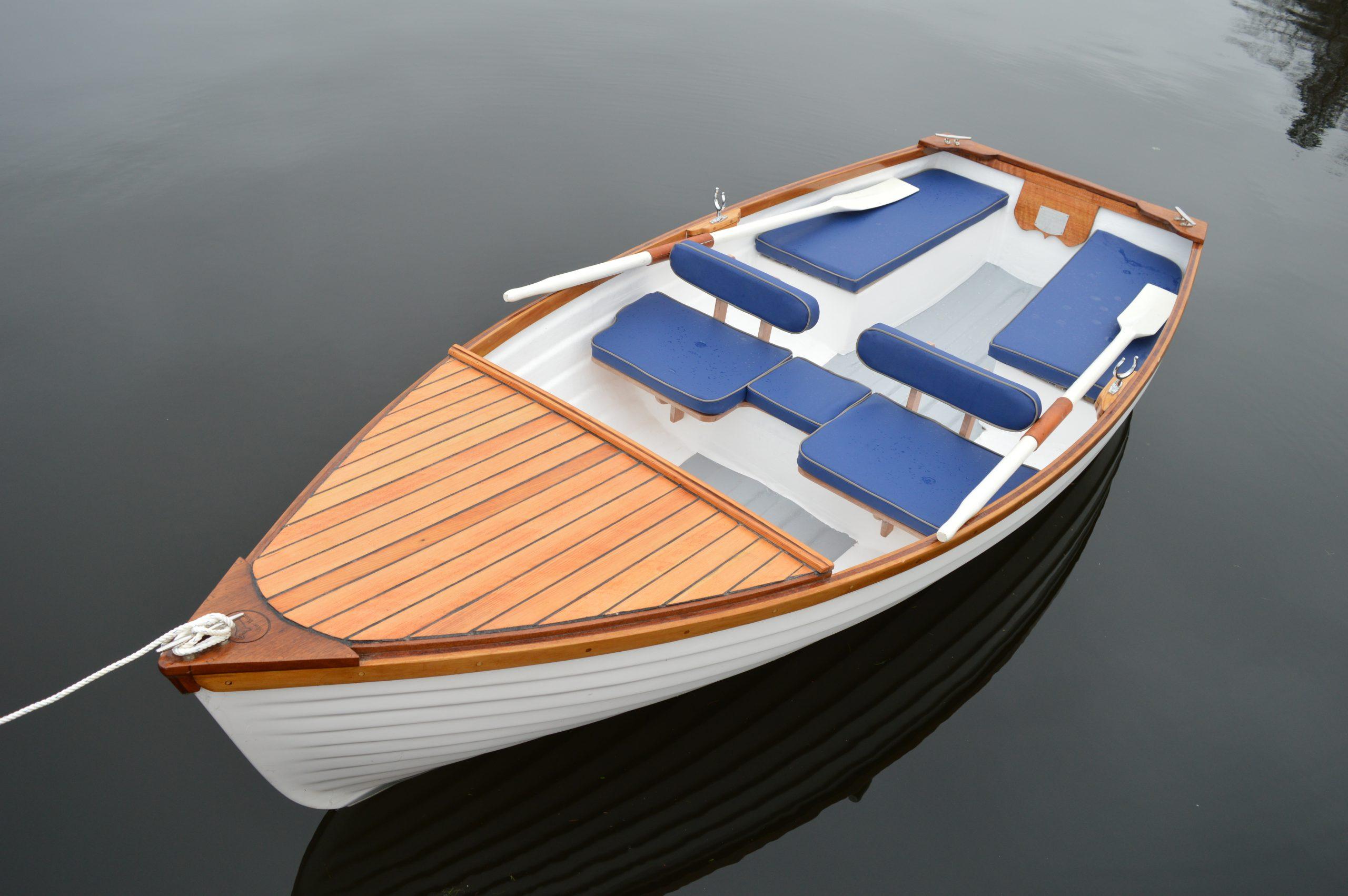 Skur 12ft Tolv Boat Tender/Dinghy