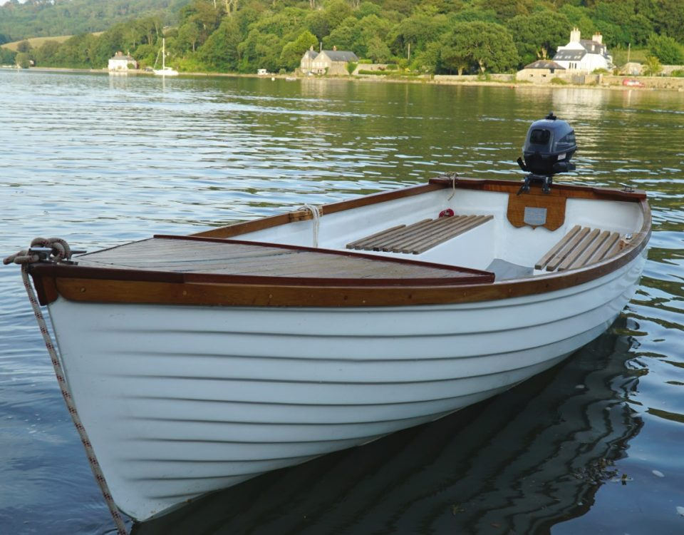 12ft Tolv Rowing Boat from Skur Boats